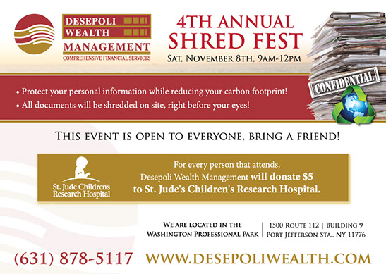 4th Annual Shred Fest Event